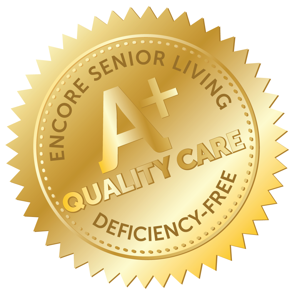 A+ Quality Care Deficiency-free